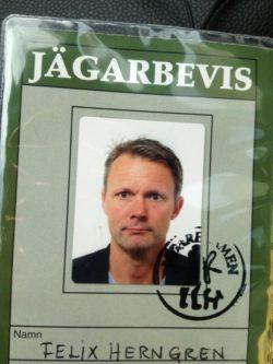 Jägarexamen_Felix Härngren